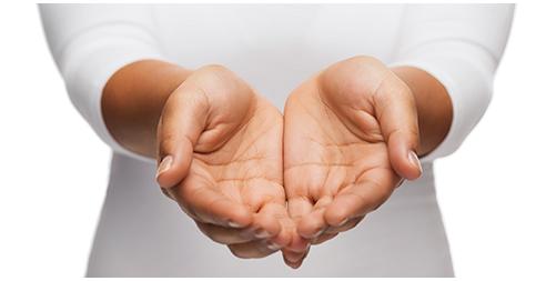 Перенос жестов по кинестетическому образцу с одной руки на другую