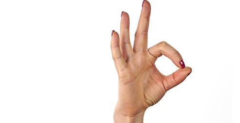 Повторение жестов по кинестетическому образцу